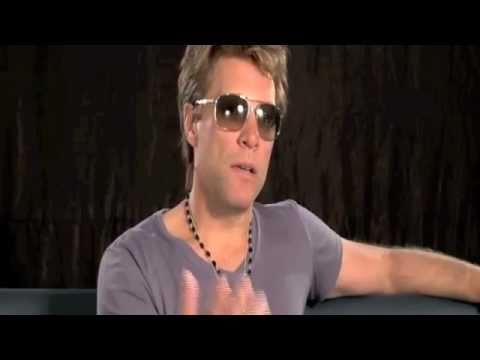 Bon Jovi tour 2011, interview w Jon