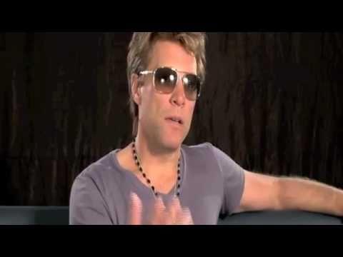 Bon Jovi tour 2011, interview w Jon