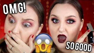 OMG!! | FULL FACE FIRST IMPRESSIONS MAKEUP + HUGE BH GIVEAWAY!!