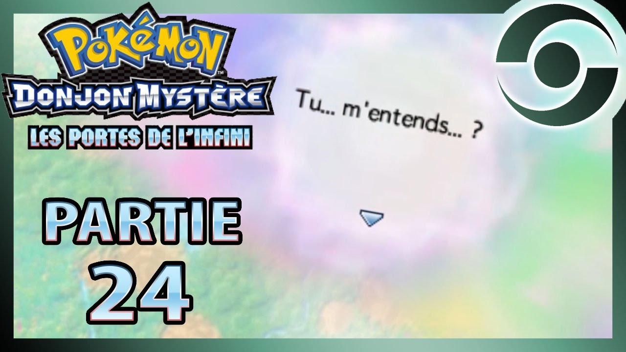 Pok mon donjon myst re 24 les portes de l 39 infini un - Pokemon donjon mystere les portes de l infini evolution ...