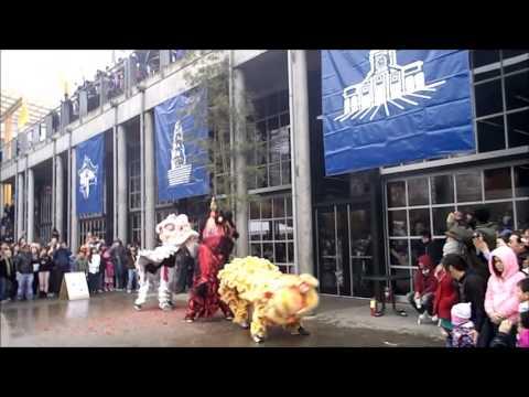 Lion Dance Mua Lan @ Seattle Center Part 2