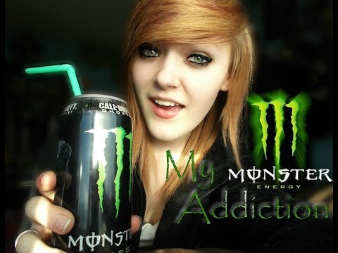 "My Monster Energy ""Addiction"""