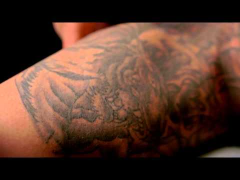 TTBTT Courtney Lawes on his Tattoos