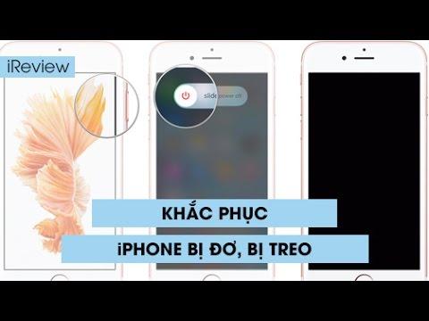 Reset nóng iPhone - Khắc phục tình trạng iPhone bị treo, bị đơ