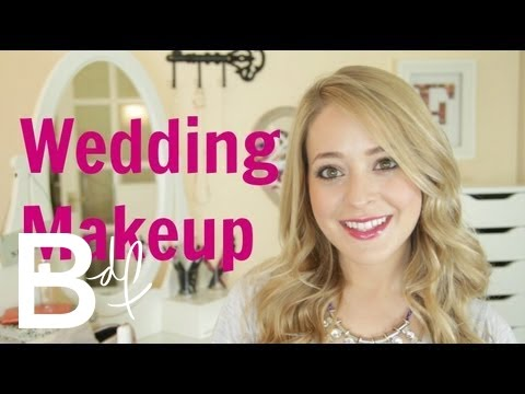 Wedding Makeup That Lasts All Day : How To: Make Your Wedding Makeup Last All Day - YouTube