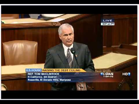 Rep. Tom McClintock  10/14/2013