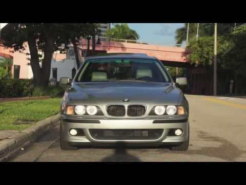For sale 1997 BMW 540i 6 speed manual transmission, excellent condition