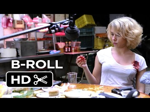 Lucy B-ROLL 1 (2014) - Scarlett Johansson Sci-Fi Action Movie HD