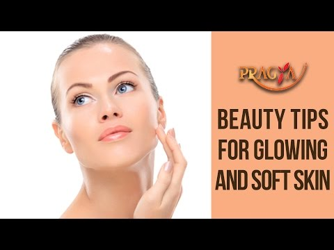 Beauty Tips for Glowing And Soft Skin || Expert Tips ||  Saundarya Nikhaar || Home Remedies