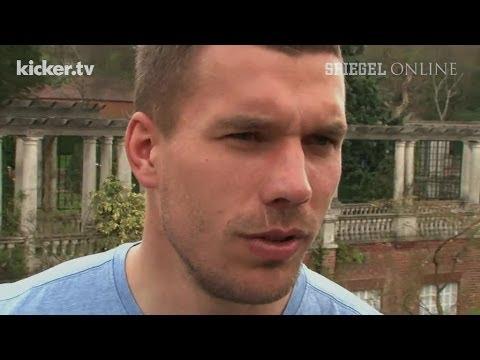 Die andere Seite des Prinz Poldi: Lukas Podolski über soziale Verantwortung und Kinderarmut