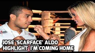 Jose Aldo I'm Coming Home [HELLO JAPAN]