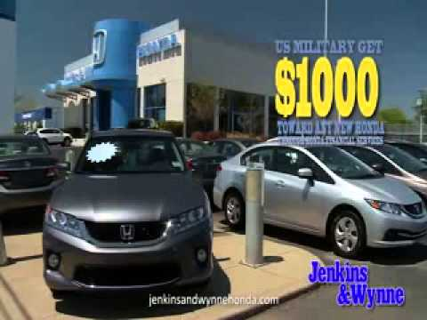 Honda Rebate Ft Campbell KY | Memorial Day Sale Ft Campbell KY