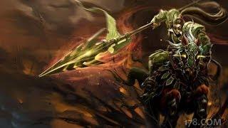 League of Legends - Platinum Xin Zhao 3