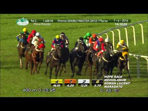 Vidéo de la course PMU PREMIO DOUBLY MASTER (1 TURNO)