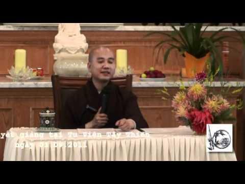 Kim Sắc Di Đà - Thầy. Thích Pháp Hòa (Sep.3, 2011)