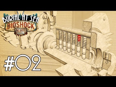 Bioshock Infinite Burial At Sea Episode 2 Gameplay Walkthrough Part 2 - Searching for Suchong