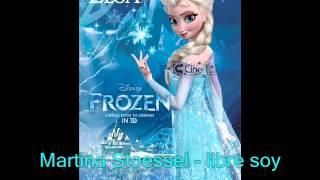 Cansiones De Frozen Una Aventura Congelada