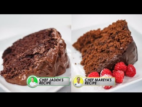 Recipe Rehab TV, Season 1: Healthier Chocolate Cake
