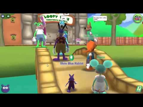 Toontown Rewritten: Nov 15 Alpha Live Stream + Answering Questions