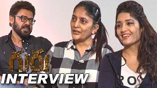 Guru Movie Team Exclusive Interview