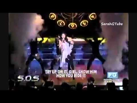 Sarah Geronimo - Countdown w/ G-Force - SOS - ASAP 2012 (Jan 1, 2012)