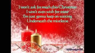 Olivia Olson All I Want For Christmas Is You (HD With