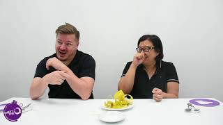 Canadians Try Filipino Food