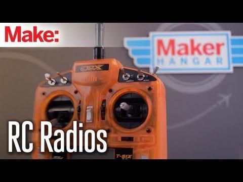 Maker Hangar Episode 6: R/CRadios