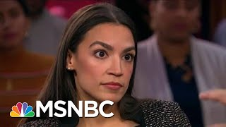 Alexandria Ocasio-Cortez Explains Why The Green New Deal Is About More Than Climate | All In | MSNBC