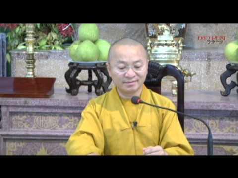 Kinh trường bộ 3 - Kinh Ambattha - Vượt qua sự ngạo mạn về giai cấp - Thích Nhật Từ