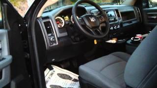 Dodge Ram 2014 5.7L V8 HEMI Unboxing
