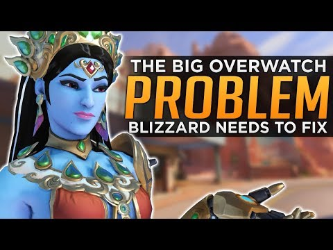 Overwatch: BIG Problems Blizzard NEED to FIX!