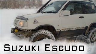 Suzuki Escudo. Суперпроходимость
