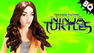 2014 Ninja Turtles April O'Neil Action Figure TMNT Review