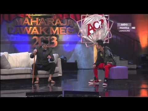 Maharaja Lawak Mega 2013 - Minggu 8 - Persembahan Sepahtu