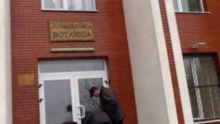 Judecătoria Botanica închisă cu 2 ore mai devreme
