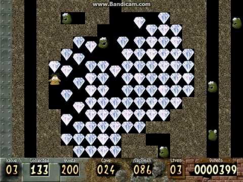 Cave 24 - Gorging diamonds