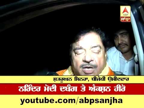 Narendra Modi is Dabbang and an action Hero: Shatrughan Sinha