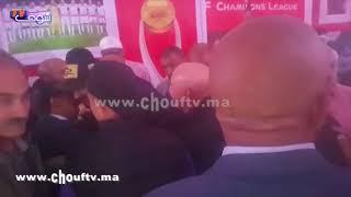مثير وبالفيديو.. الوداديين مقاتلين باش ياخدو صورة تذكارية مع لقب عصبة الأبطال الإفريقية |