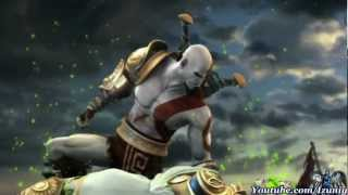 God Of War I & II : Kratos & His Father Zeus Story [HD