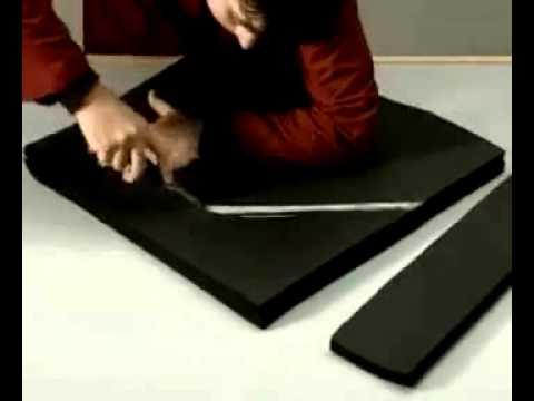 K-Flex - pianka z elastomerów