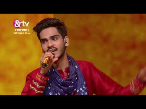 Farhan Sabir Sings Zaalima | The Liveshows | Sneak-Peek | The Voice India S2 | Sat-Sun, 9 PM