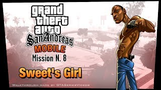 GTA San Andreas IPad Walkthrough Mission #8 Sweet's