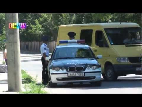 Politia rutieră e timorată de camera video
