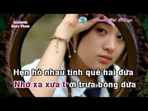 [Karaoke Nhạc sống] LK Tình Nhỏ Mau Quên By Phan Chí Hùng
