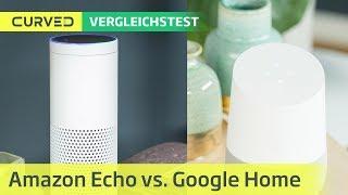 Google Home vs. Alexa: Wer ist schlauer? (Vergleichstest) | deutsch