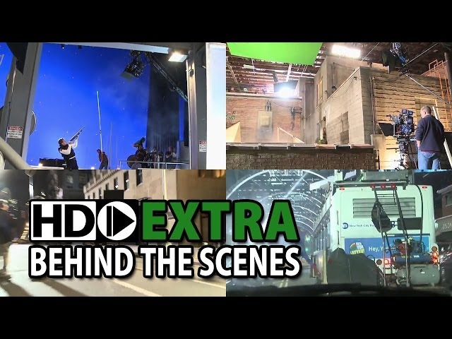 The Amazing Spider-Man (2012) Making of & Behind the Scenes (Part4/6)