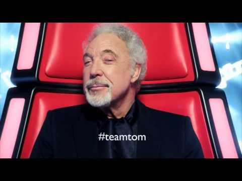 Pick Your Team: Sir Tom - The Voice UK 2013 - BBC One