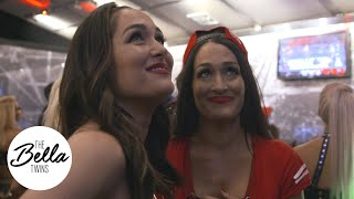The Bella Twins' emotional rollercoaster return to the ring!   Royal Rumble 2018: Part 2