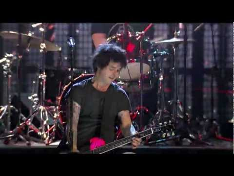 Green Day - Letterbomb Rock and Roll Hall of Fame 2012 HD 1080i